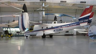 N703NA - Bell XV-15 Tiltrotor - United States - National Aeronautics and Space Administration (NASA)