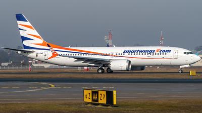 OK-SWE - Boeing 737-8 MAX - SmartWings