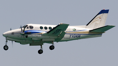 YV2458 - Beechcraft A100 King Air - Private