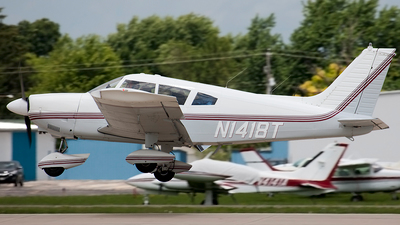 N1418T - Piper PA-28-180 Cherokee G - Private