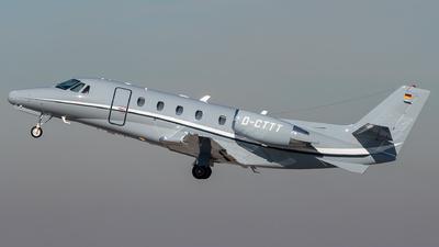 D-CTTT - Cessna 560XL Citation XLS - Augusta Air