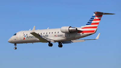 N248PS - Bombardier CRJ-200ER - American Eagle (PSA Airlines)