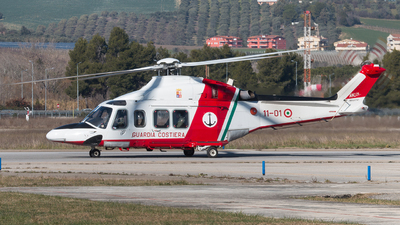 A picture of MM81741 - AgustaWestland AW139 - [31293] - © Fabio De Nicola