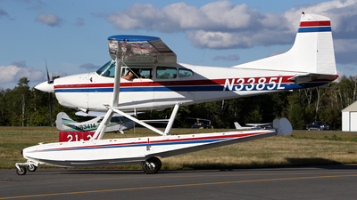 A picture of N3385L - Cessna A185E - [1851337] - © Kevin Porter