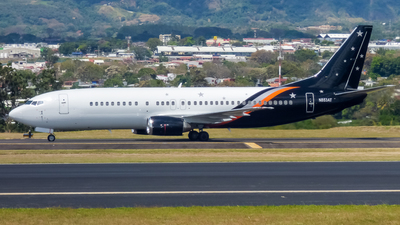 N853AT - Boeing 737-436 - Titan Airways