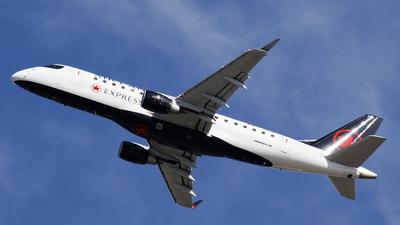 A picture of CFEJD - Embraer E175SU - Air Canada - © Orlando Suarez