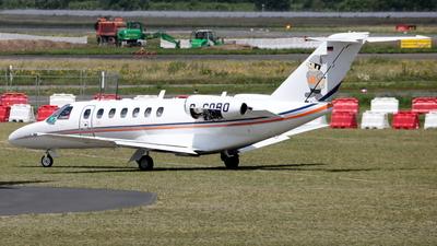 D-COBO - Cessna 525B CitationJet 3 - Private