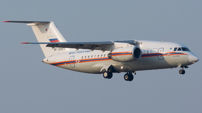 RF-32815 - Antonov An-148-100E - Russia - Ministry for Emergency Situations (MChS)