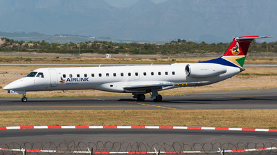 ZS-ALR - Embraer ERJ-140 - Airlink