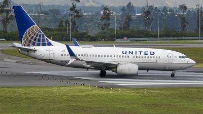 A picture of N15751 - Boeing 73771Q - United Airlines - © Diogo Da Conceição