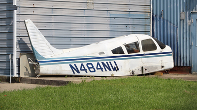 N484NW - Piper PA-28-180 Cherokee - Private
