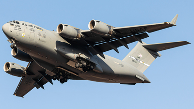 06-6156 - Boeing C-17A Globemaster III - United States - US Air Force (USAF)