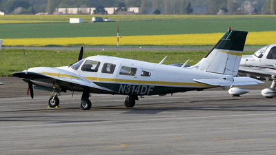A picture of N314DF - Piper PA34200T - [347570285] - © bruno muthelet