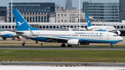B-5708 - Boeing 737-85C - Xiamen Airlines