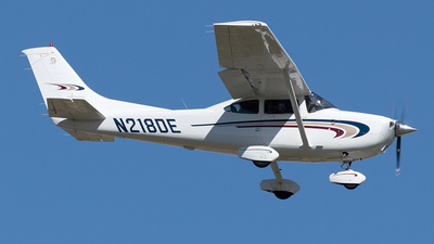 N218DE - Cessna 182S Skylane - Private