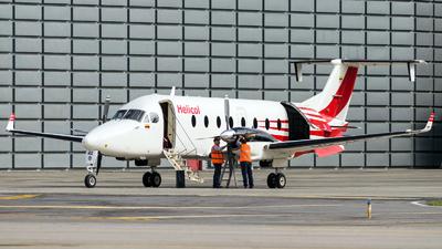 HK-4564 - Beech 1900D - PAS - Petroleum Aviation and Services