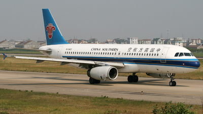B-2403 - Airbus A320-232 - China Southern Airlines