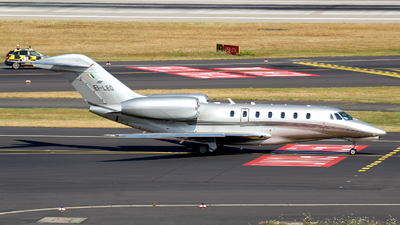EI-LEO - Cessna 750 Citation X - Private