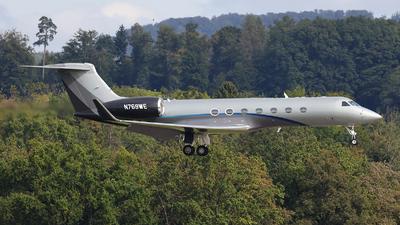 N769WE - Gulfstream G550 - Private