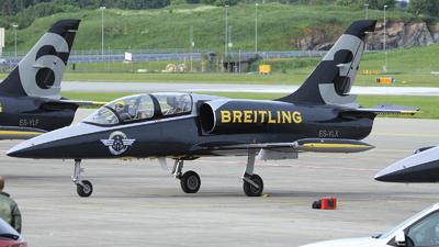 ES-YLX - Aero L-39C Albatros - Breitling Apache Jet Team