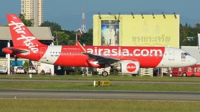 A picture of HSCBB - Airbus A320251N - AirAsia - © SOMPOL JUNLAMART