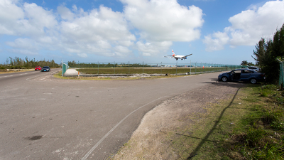 MYNN - Airport - Spotting Location