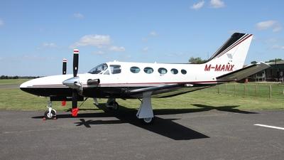 M-MANX - Cessna 425 Conquest I - Private