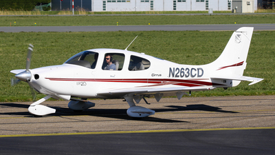 N263CD - Cirrus SR20 - Private