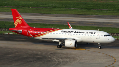 B-307M - Airbus A320-271N - Shenzhen Airlines