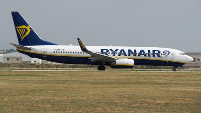 EI-DWB - Boeing 737-8AS - Ryanair