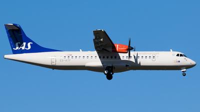 A picture of ESATF - ATR 72600 - SAS - © Teemu Pesonen