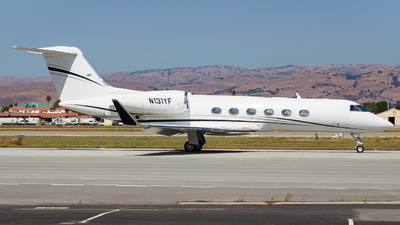 N131YF - Gulfstream G450 - Private