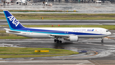 JA8669 - Boeing 767-381 - All Nippon Airways (ANA)