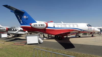 VH-VWO - Pilatus PC-24 - Royal Flying Doctor Service of Australia (Western Operations)