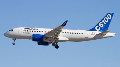 C-FFCO - Bombardier CSeries CS100 - Bombardier Aerospace
