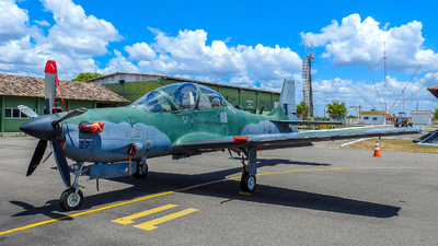 FAB5727 - Embraer EMB-314 Super Tucano - Brazil - Air Force