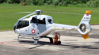 HL-1207 - Eurocopter EC 120B Colibri - Indonesia - Air Force
