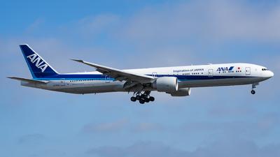 JA796A - Boeing 777-300ER - All Nippon Airways (ANA)