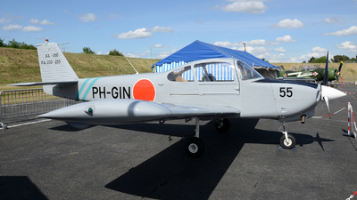 PH-GIN - Fuji FA-200-180 Aero Subaru - Wings over Holland