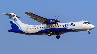 VT-IYM - ATR 72-212A(600) - IndiGo Airlines