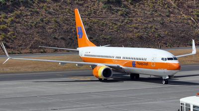 D-ATUF - Boeing 737-8K5 - Hapagfly