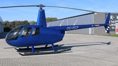 OO-RCP - Robinson R44 Raven II - Private