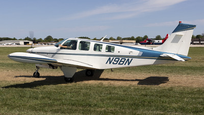 N9BN - Beechcraft A36 Bonanza - Private