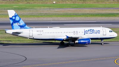 N637JB - Airbus A320-232 - jetBlue Airways