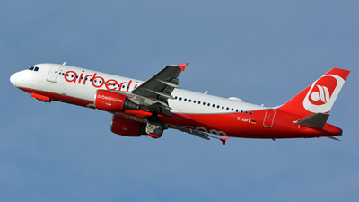 D-ABFE - Airbus A320-214 - Air Berlin
