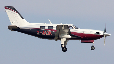 2-JACK - Piper PA-46-500TP Malibu Meridian - Private