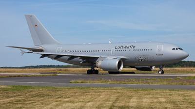 10-23 - Airbus A310-304 - Germany - Air Force