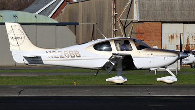 N226BB - Cirrus SR22-GTS G3 Turbo - Private