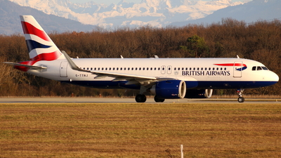 A picture of GTTNJ - Airbus A320251N - British Airways - © Panagiotis Kardaras