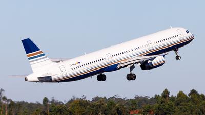 EC-NLJ - Airbus A321-231 - Privilege Style